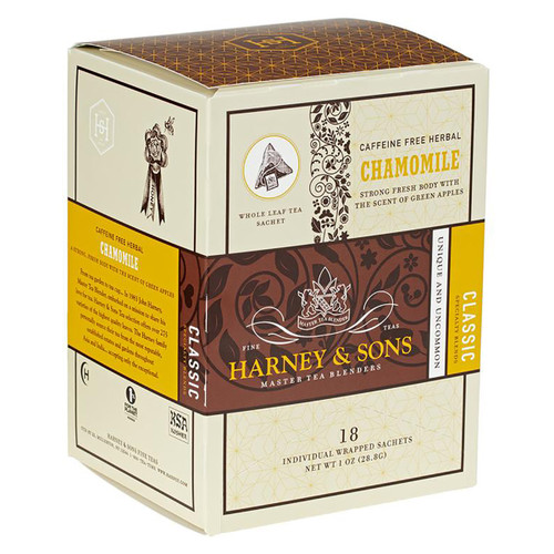 Harney and Sons Tea - Chamomile - 20 count
