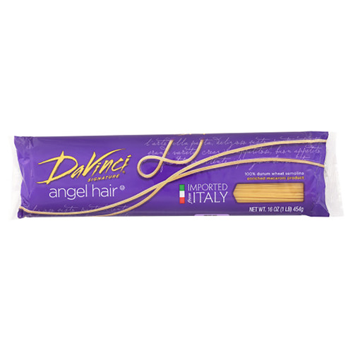 DaVinci Pasta Angel Hair- 16oz