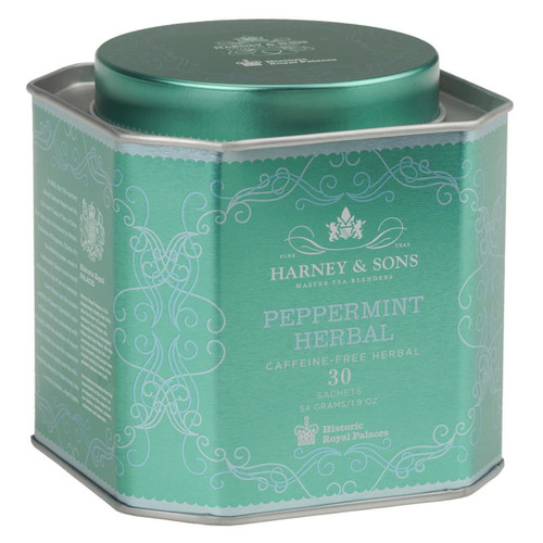 Harney and Sons Tea - Peppermint Herbal - 30 count