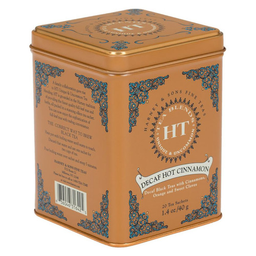 Harney and Sons Tea - Decaf Hot Cinnamon - 20 Count