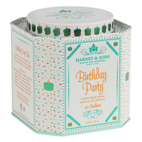 Harney and Sons Occasional Tea - Birthday Party - 30 count