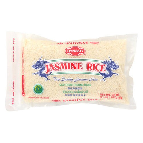 Dynasty Jasmine Rice - 32oz (907g)