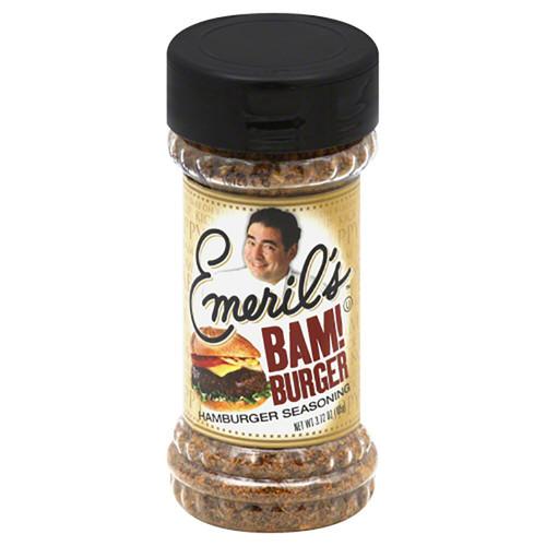 Emeril's BAM! Burger Seasoning- 3.72oz (105g)