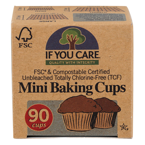 If You Care Mini Baking Cups - 2.5in (6.35cm)