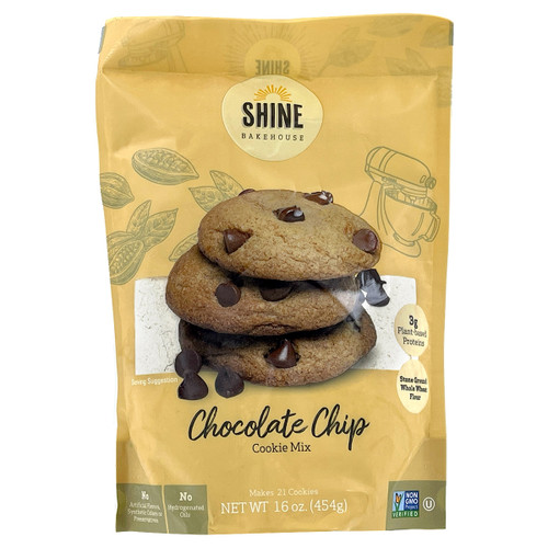 Shine Bakehouse Chocolate Chip Cookie Mix - 16oz (454g)