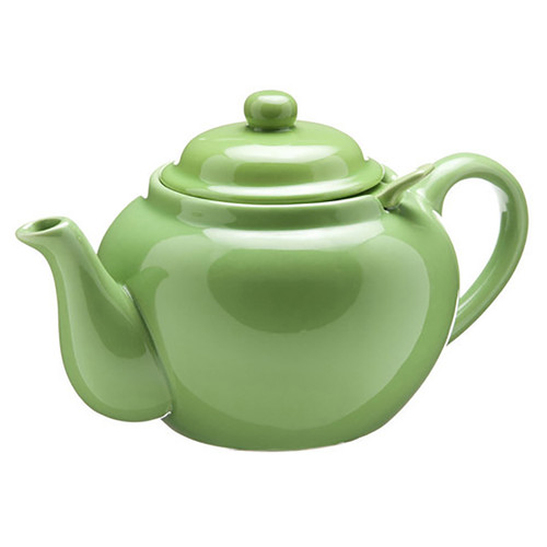 Amsterdam 2 Cup Infuser Teapot - Lime