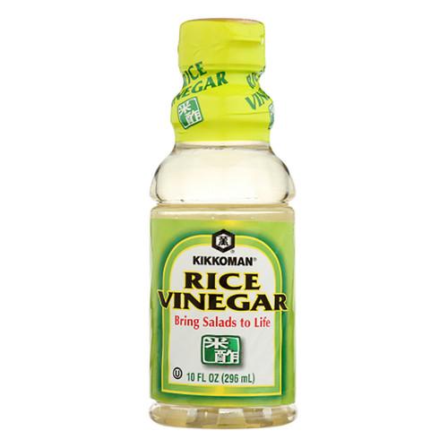 Kikkoman Rice Vinegar - 10oz (296mL)
