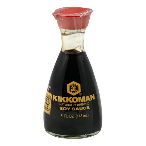 Kikkoman Soy Sauce - 5oz (148 mL)