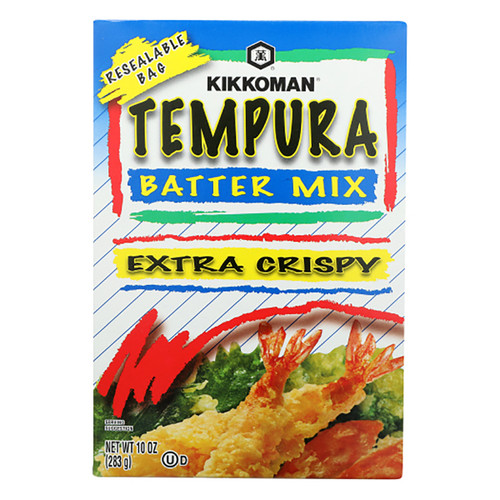 Kikkoman Tempura Batter Mix - 10oz (283g)