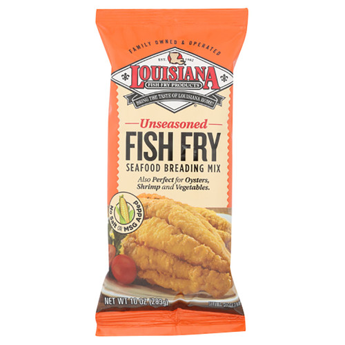 Louisiana Classic Fry Mix - 10 Oz (283g)