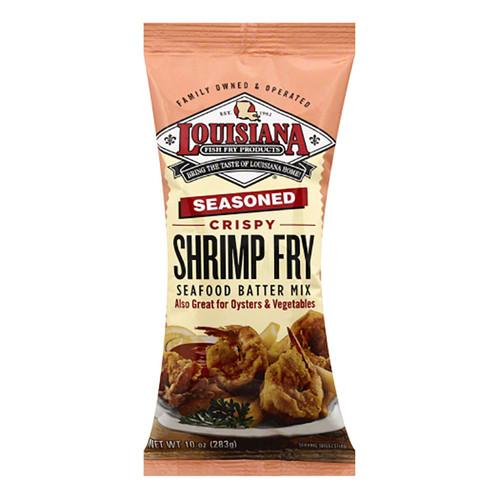 Louisiana Shrimp Fry  Mix- 10 Oz (283g)