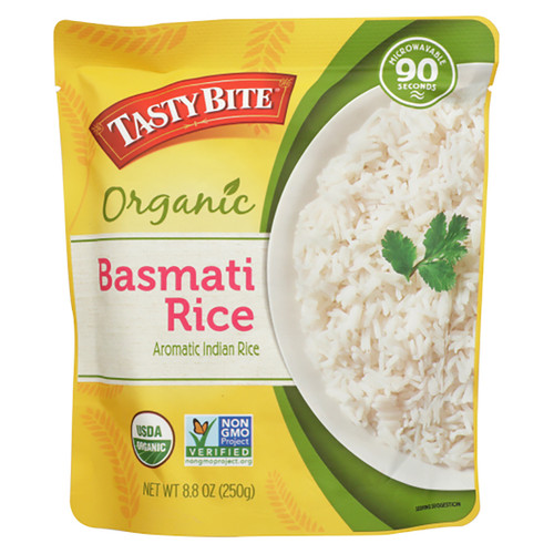 Tasty Bite Basmati Rice - 8.8oz (250g)