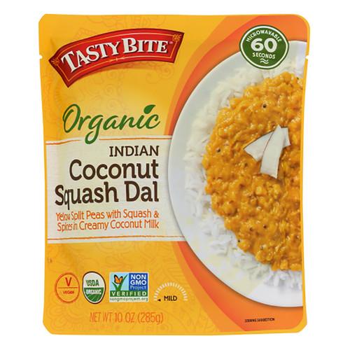 Tasty Bite Indian Coconut Squash Dal Entree - 10oz (285g)