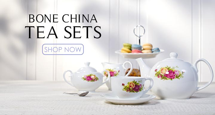 Bone China Tea Sets