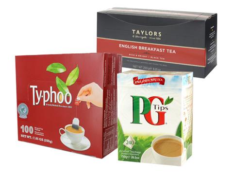 Brand Name Tea