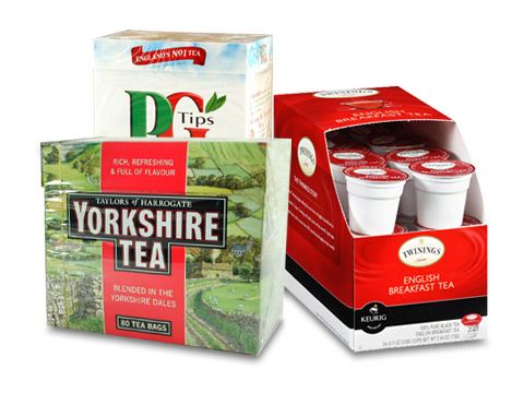 British Favorites Teabags