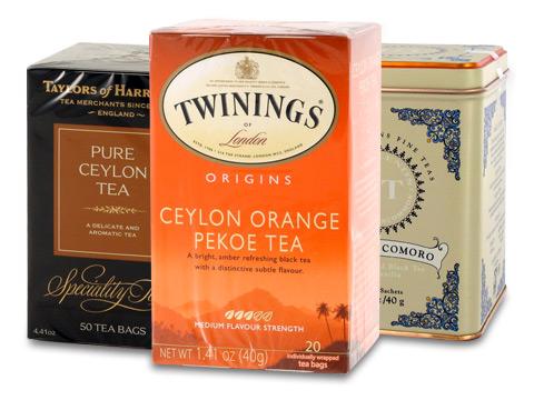 Ceylon Teabags