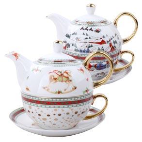 Christmas Tea for Ones