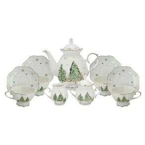 Christmas Teaware