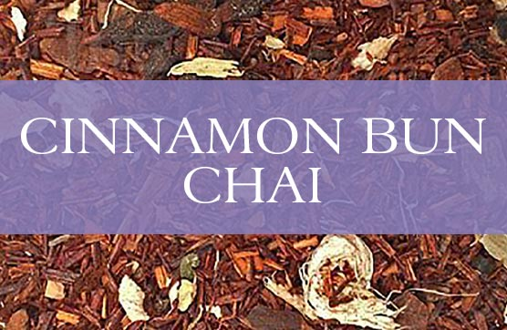 Cinnamon Bun Chai