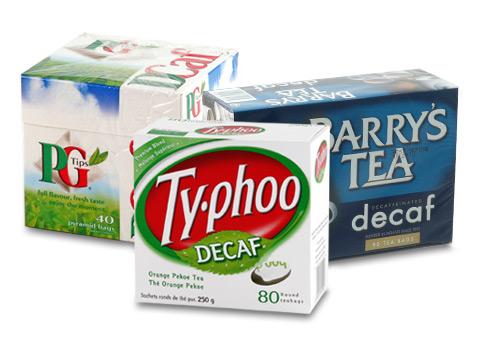 Decaf Teabags