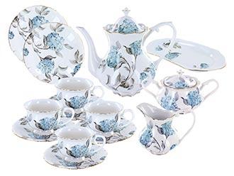 Dunaway Tea Set