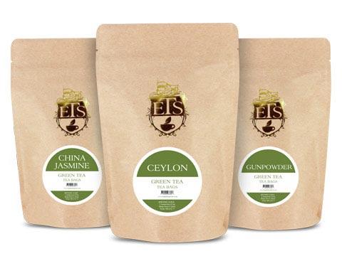 Green Tea Teabags