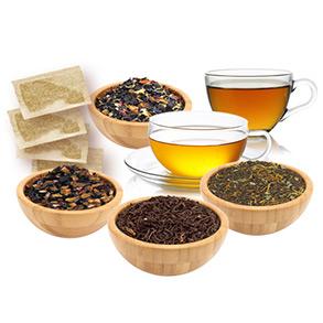 English Tea Store Samples