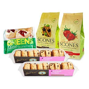 Scone & Scone Mixes