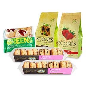 Scone & Scone Mixes