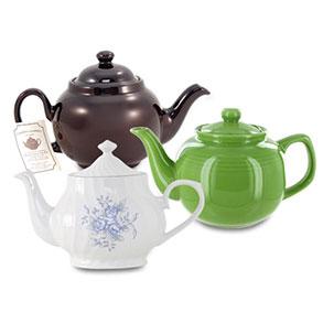 Teapots & Mugs