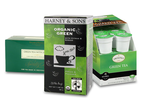 Green Tea Teabags