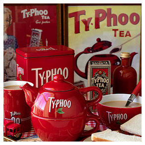 History of Typhoo
