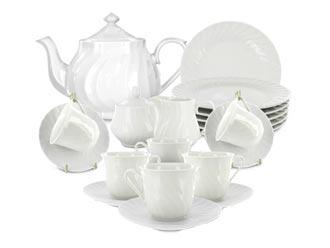 Imperial White Porcelain