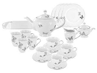 Mariposa Tea Set