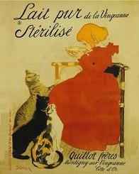 Nestle Chocolate cats