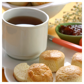 Pairing Tea with Foods