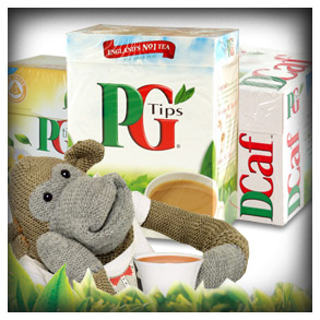 History of PG Tips