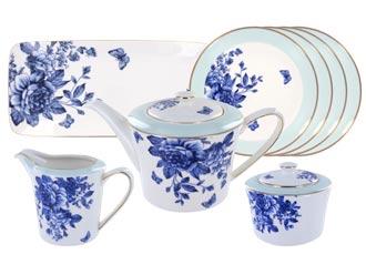 Rosemoor Tea Set