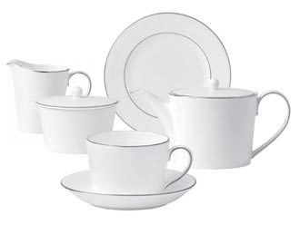 Royal Doulton Signature Platinum Fine Bone China Collection