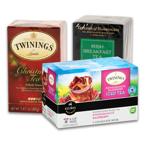 Tea Bags By Type