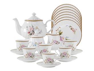 Timeless Rose Porcelain