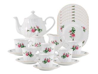Vintage Rose Porcelain