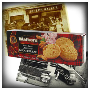 History of Walkers Shortbread