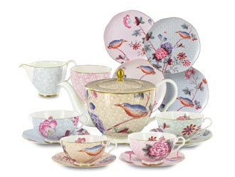 Wedgwood Harlequin Cuckoo Fine Bone China