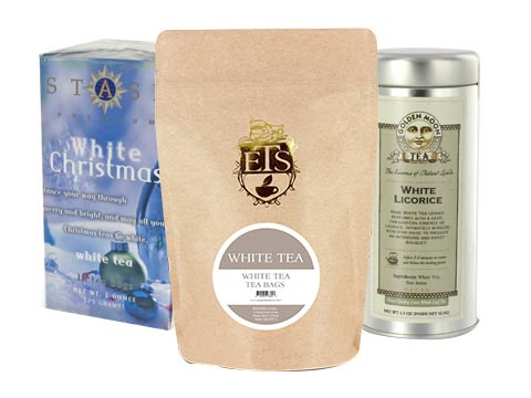 White Tea Teabags