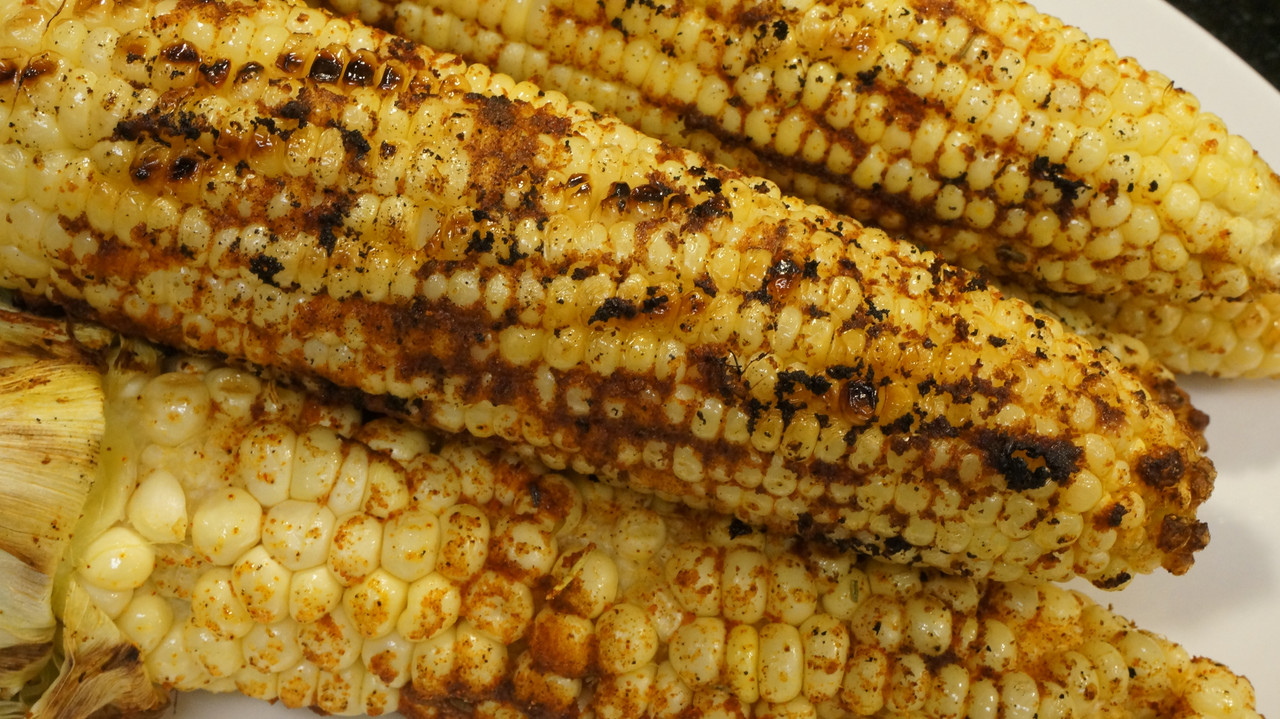 Get the  sweet and sassy corn recipe
