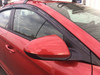 Hyundai Accent Rain Guards