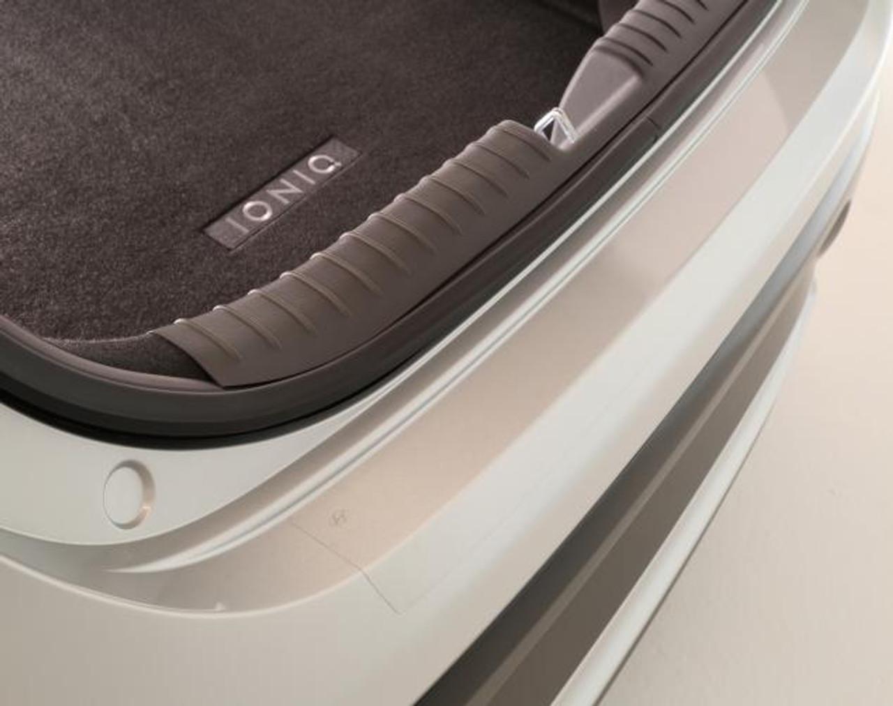 2017 2019 Hyundai Ioniq Rear Bumper Protector Film H040