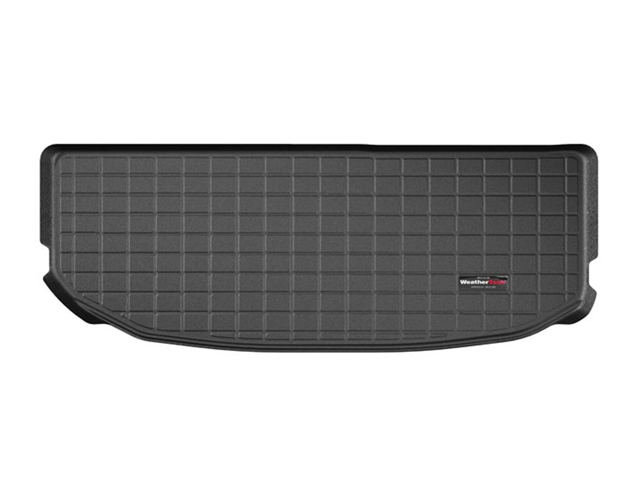 2020-2021 Hyundai Palisade WeatherTech Cargo Liner - Behind 3rd Row (Black)